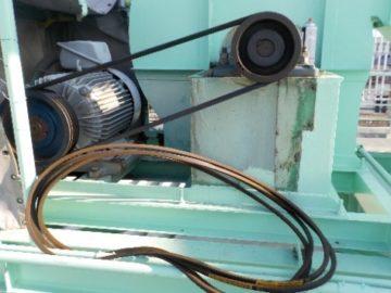 排風機 異常振動修理