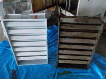 集塵機 ダストボックス清掃・フィルター交換