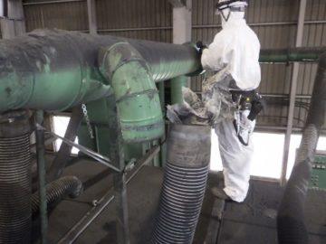 排風機 ベルト交換